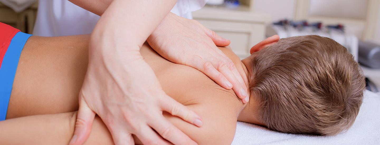 masaże dla dzieci