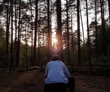 Medytacja jest kluczem przyciągania, pozytywne myślenie pomoże Ci odzyskać równowagę