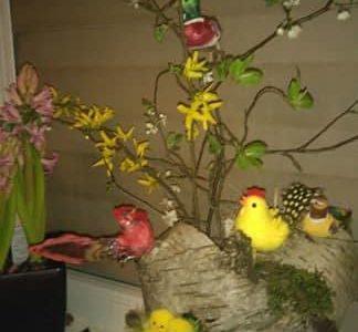 ZMATRWYCHWSTANIE, obudzenie się wiosny  zatroszcz się o siebie… swych bliskich …Jak ptak o swe pisklęta..