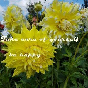 Dbaj o siebie – bądź szczęśliwy